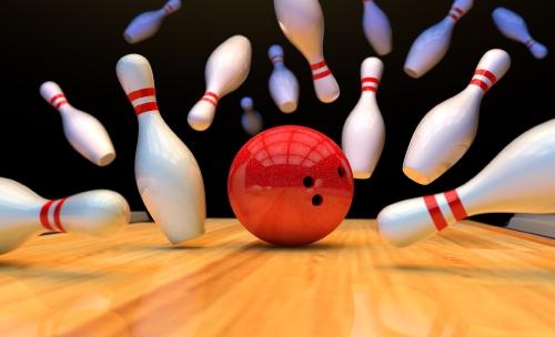 Bowling voor jonge mantelzorgers