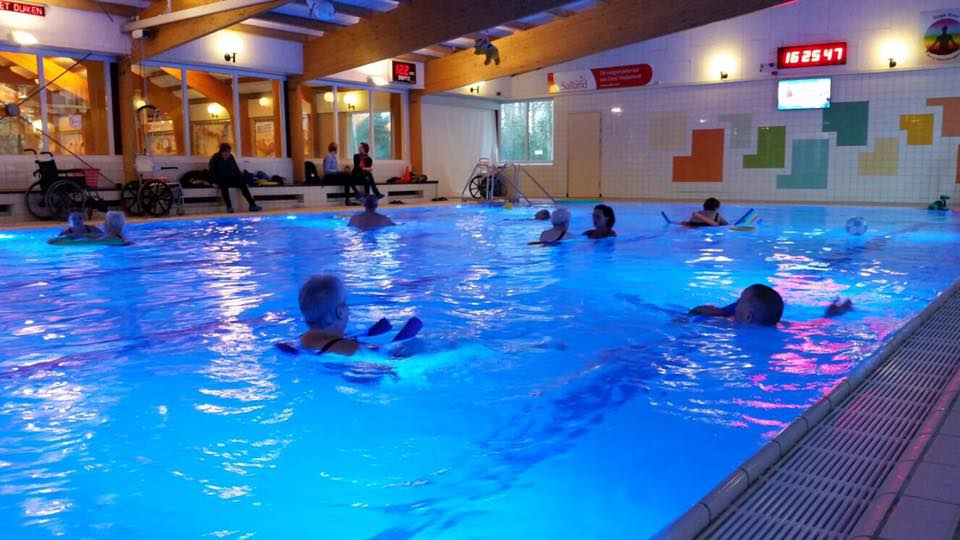Zwemmen met dementie; De kracht van warm water