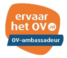 Informatiebijeenkomst voor senioren over reizen met het OV