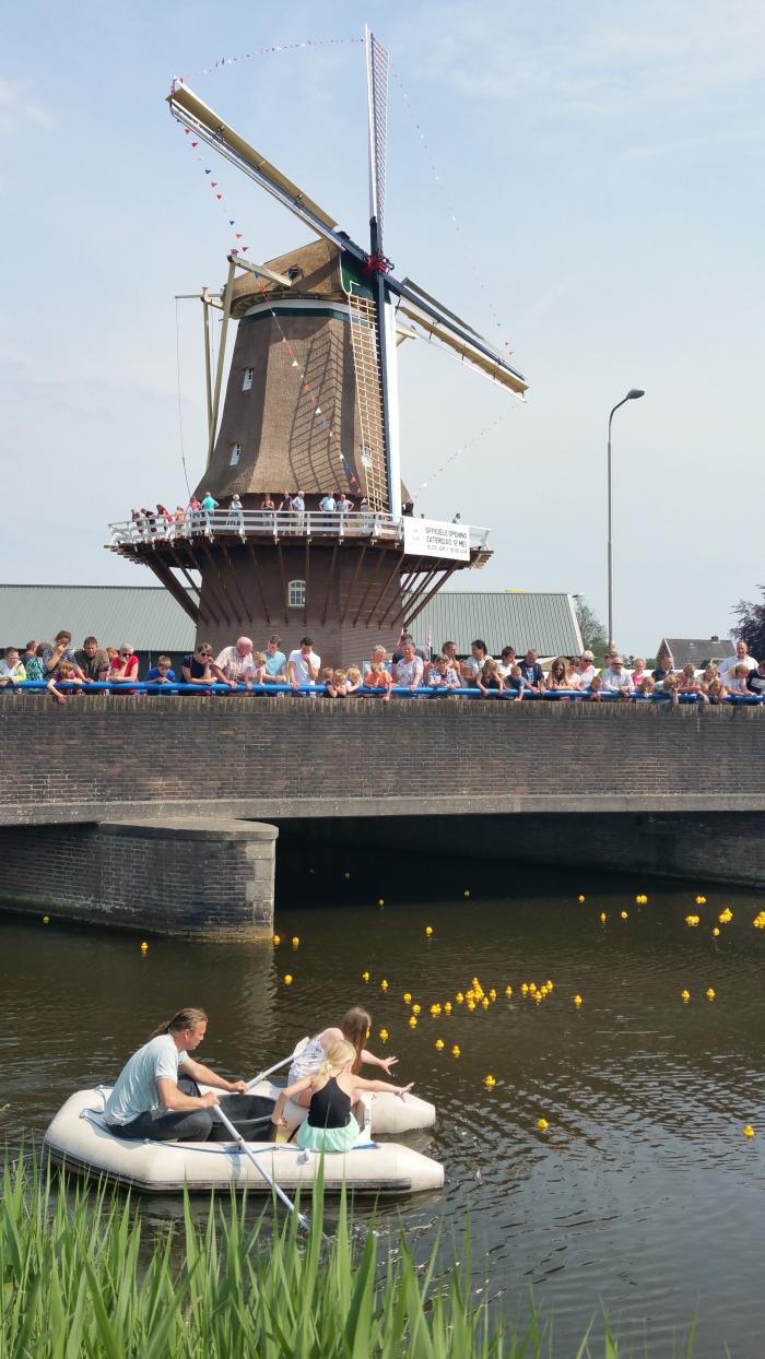 Open monumenten dag molen Terwolde